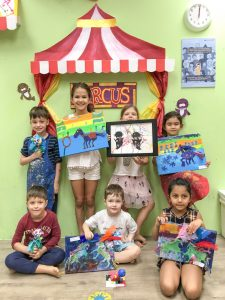 art class for kids in singapore