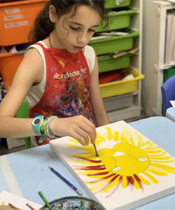 art classes for 6 year olds kids