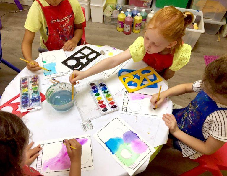 kids art class singapore review