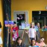 Kids On Canvas Art Camp