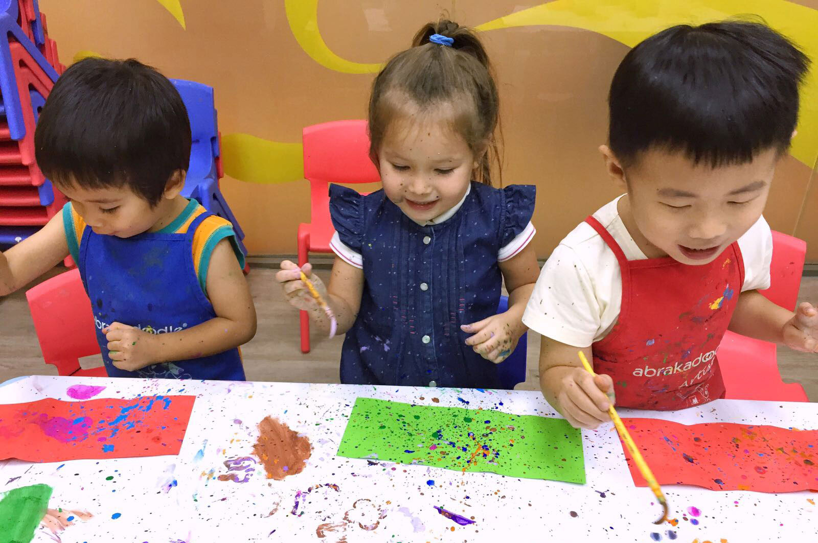 art classes for toddlers singapore