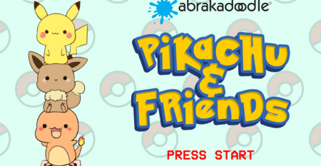 pokemon landing page