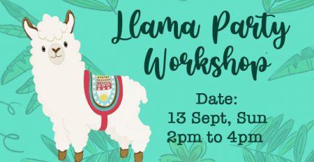 llama party LP