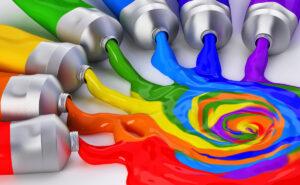 preschool color mixing activities