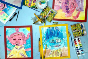 themed workshops and camps for kids