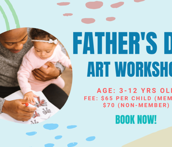 Virtual Father's Day Workshop
