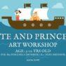 Pirate and Princesses Art Workshop