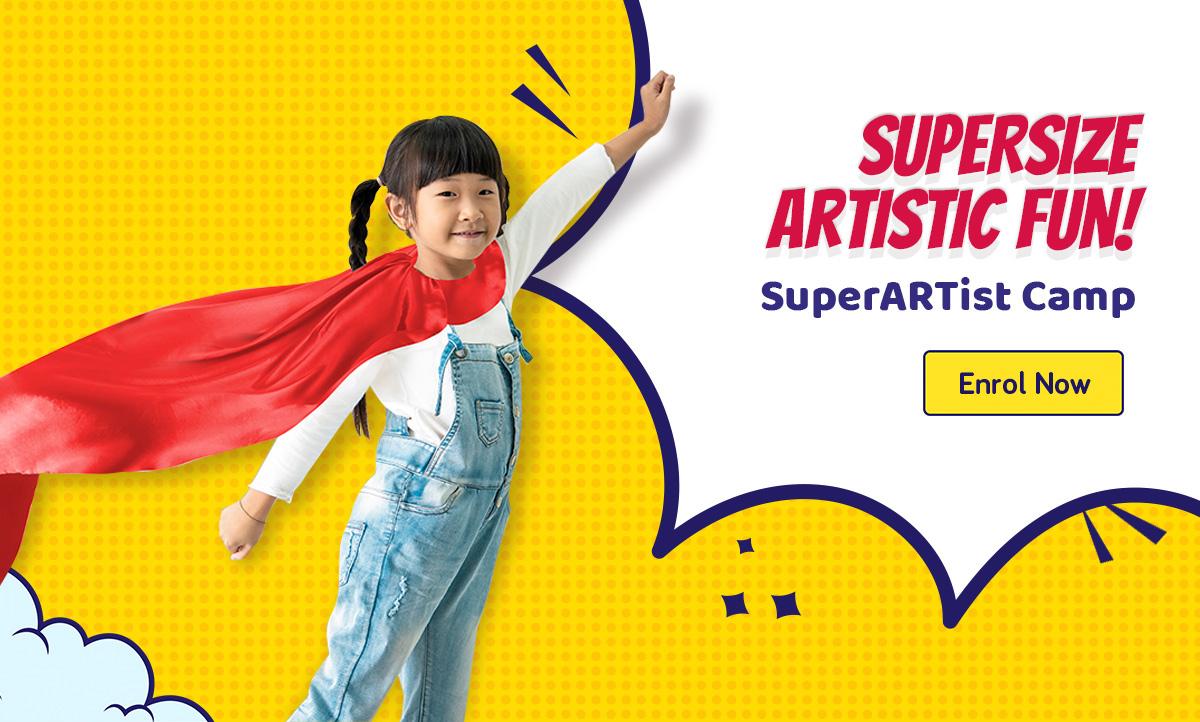 super artist camp